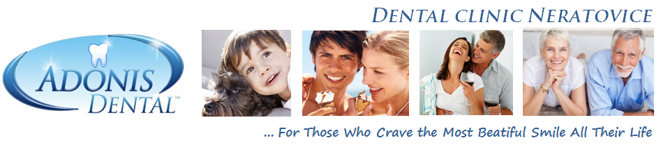 ADONIS DENTAL s.r.o. – Private Dental Clinic in Neratovice (only 15 km north of Prague)- ACCEPTING NEW PACIENTS NOW! – Dentist – Dental Center – near Prague